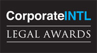 Corporate INTL Global Awards 2014 Winner